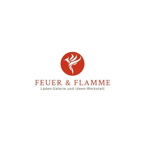Logo für Laden-Galerie mit Ideen-Werkstatt
