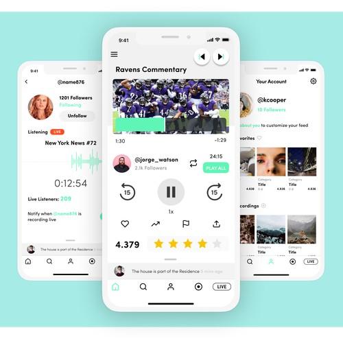 Short Form Mobile Podcasting