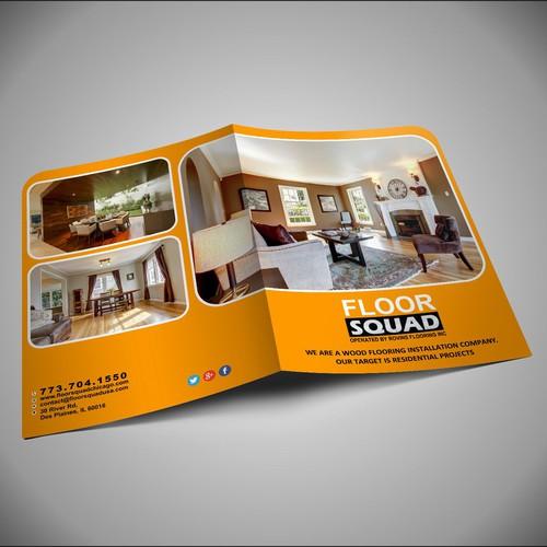 i will design flyers, postcards, brochures etc