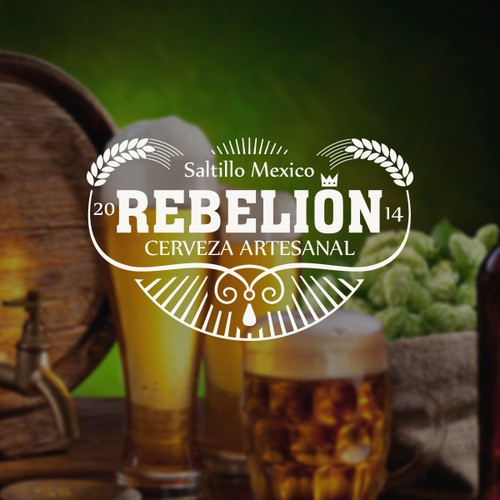 Create the innovative image of a craft brewery !!