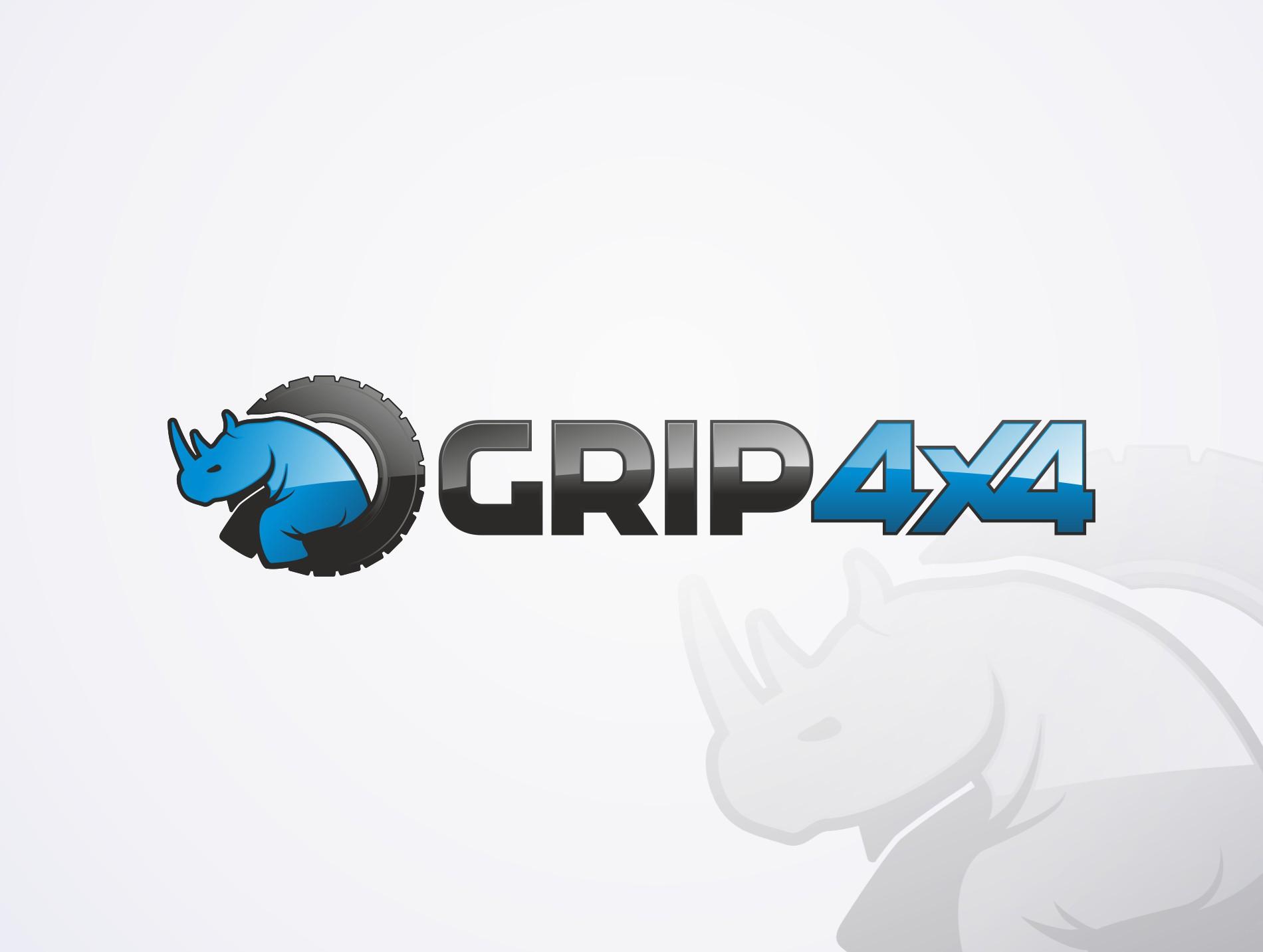 Grip 4x4 ~ GUARANTEED ~ $50 ADD ON! ~ New Logo Needed