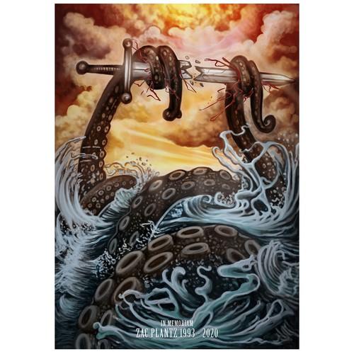 The Krakens (In Memoriam Zac Plantz)
