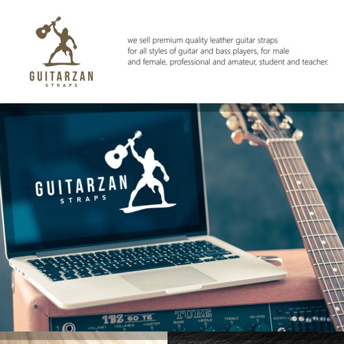 Guitarzan logo
