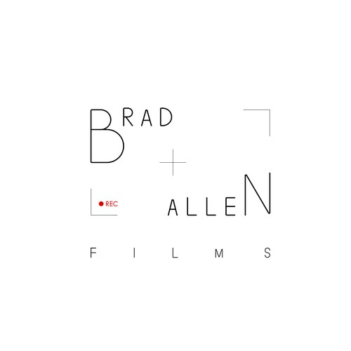 Logo concept for cinematography