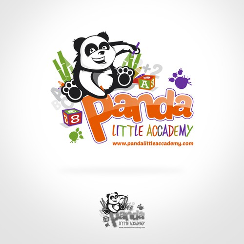 Logo Panda Accademy