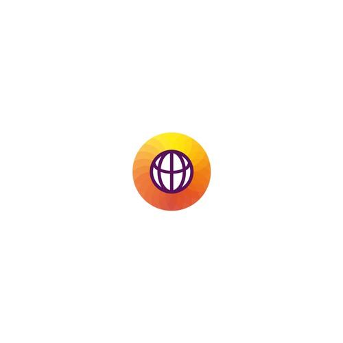 Mobile App Logo icon