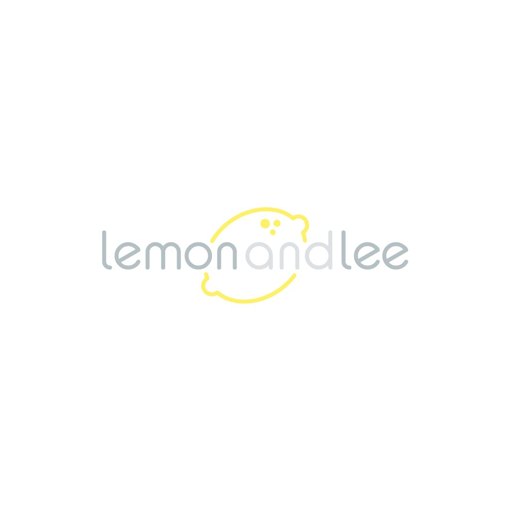 Design a new baby company logo for lemon and lee!!