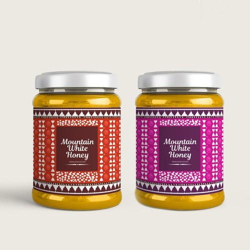 Nord white honey