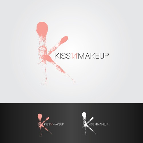 Create the next logo for Kiss-N-Makeup