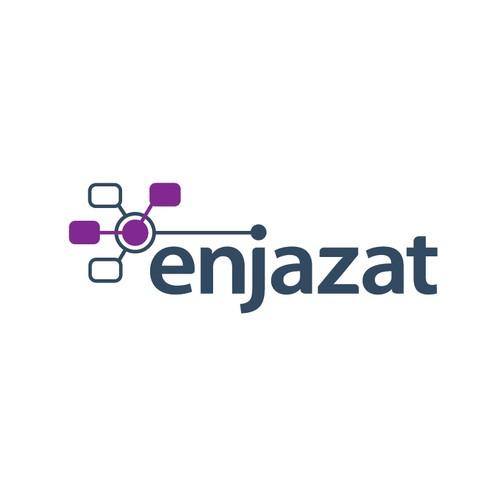 Enjazat Logo