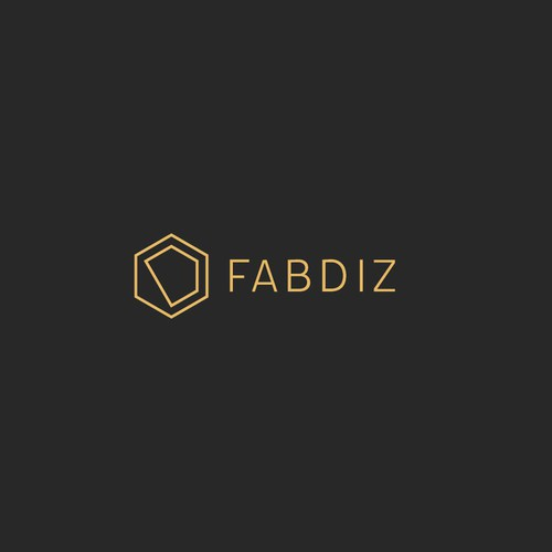 Logo concept for an architecture and interior design agency