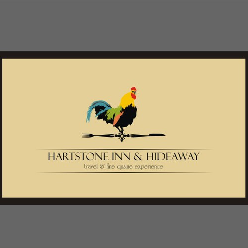 Logo for inn