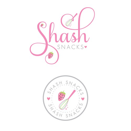 Food/Lifestyle Logo Design!