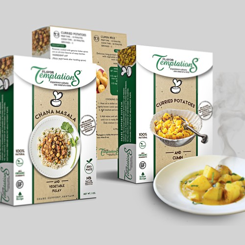 Food Product Packaging