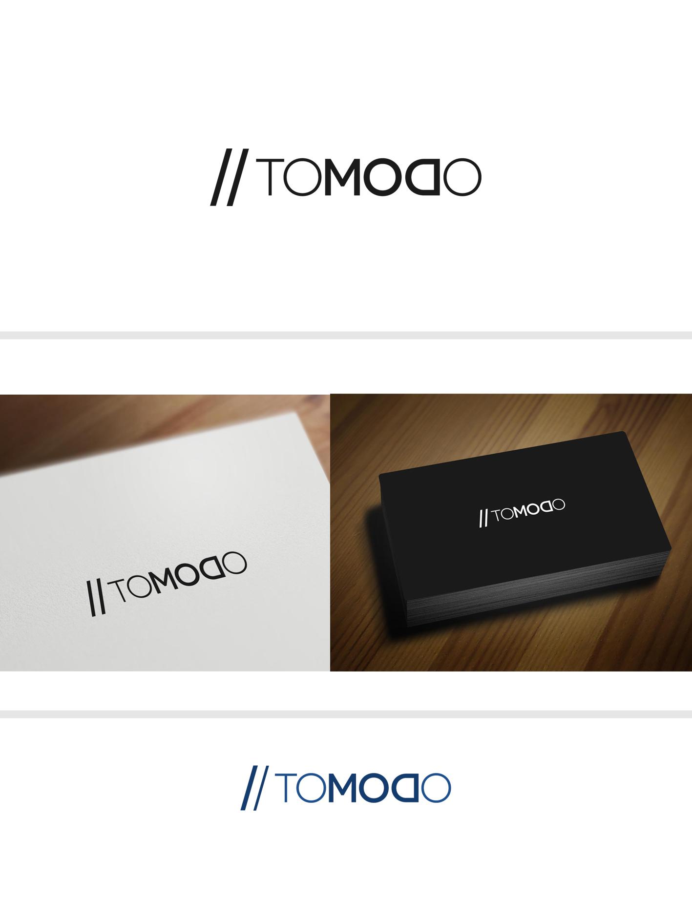 Create the next logo for TOMODO