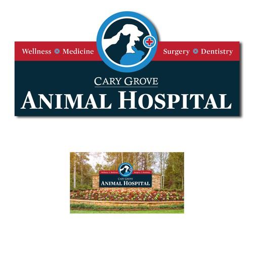 Animal Hospital Signage