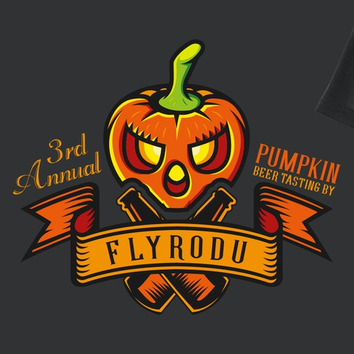 "3rd Annual Pumpkin Beer Tasting by ""flyrodu"""
