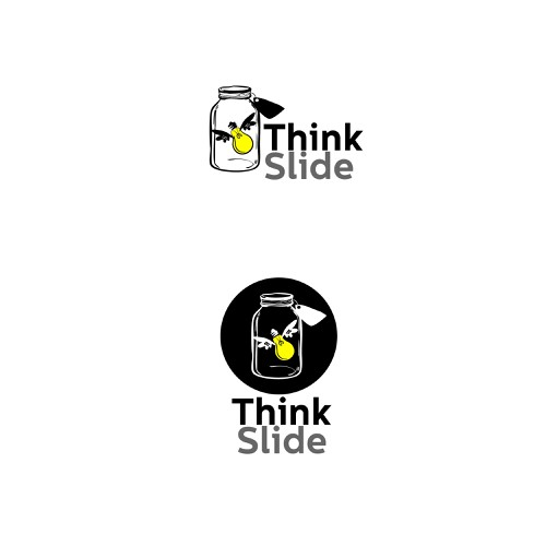 Create a logo for Think-Slide
