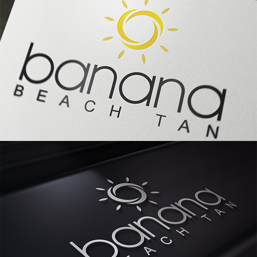 Create a Logo for Banana Beach Tan