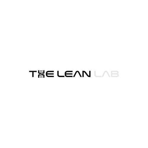 The Lean Lab Logo Design