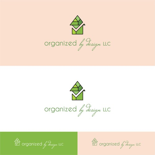 Logo for Organized by Design LLC