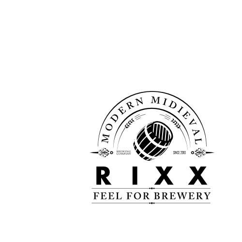 Help Rixx or Rixx Brewing Company with a new logo