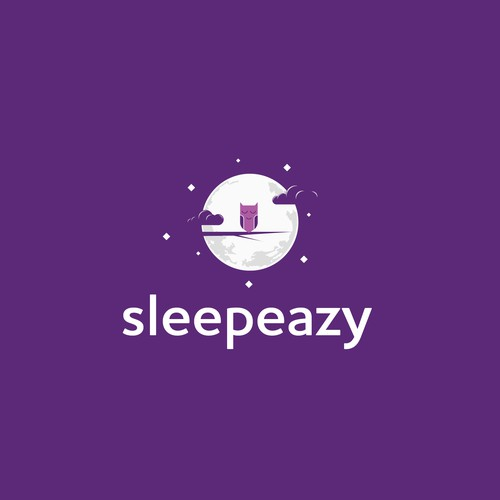 Logo design for sleep advising website