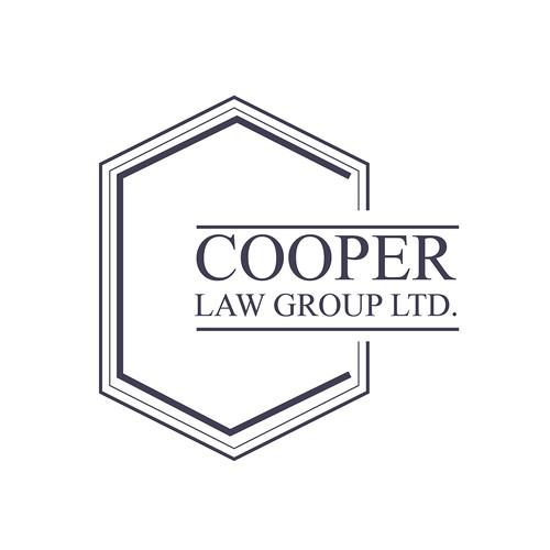 Cooper Law Group LTD. Logo Proposal
