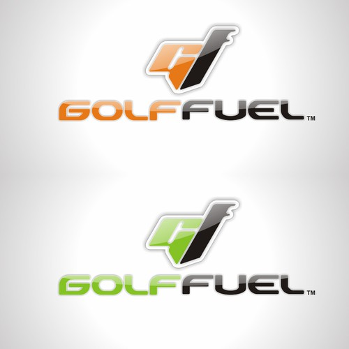 All-New Golf Fuel Focus Supplement Logo/Branding Design