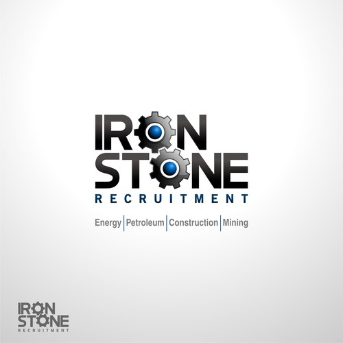 Logo for IronStone Recruitment