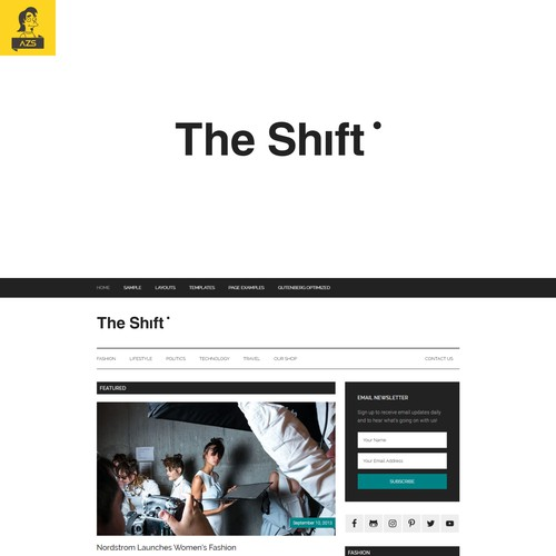 The Shift Logo