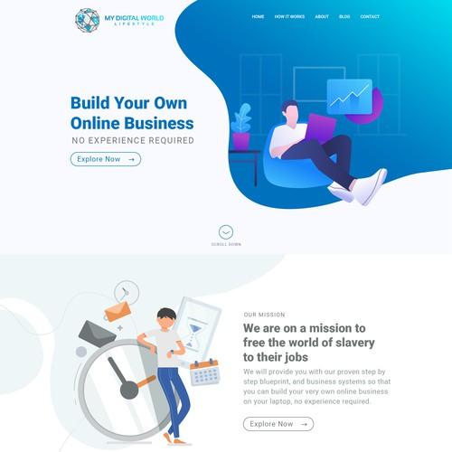 Illustration Websites