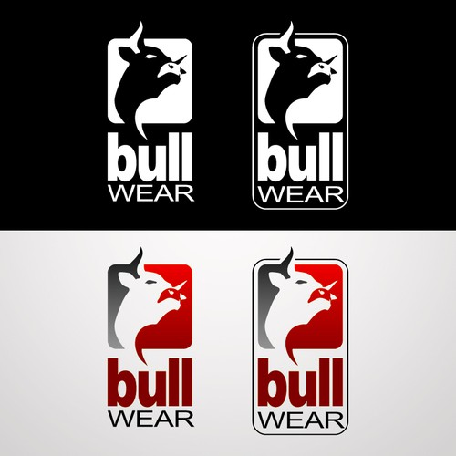 Help Bull Wear Apparel with a new Logo Design