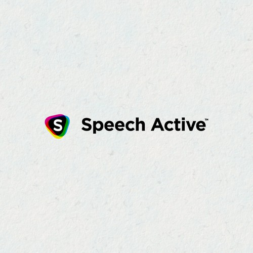 Speech logo