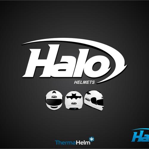 Logo for Halo Helmet