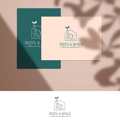 Logo for health and wellness e-commerce company