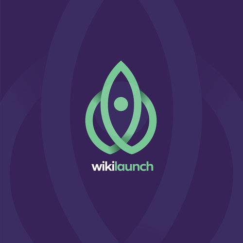 logo design for wikilaunch