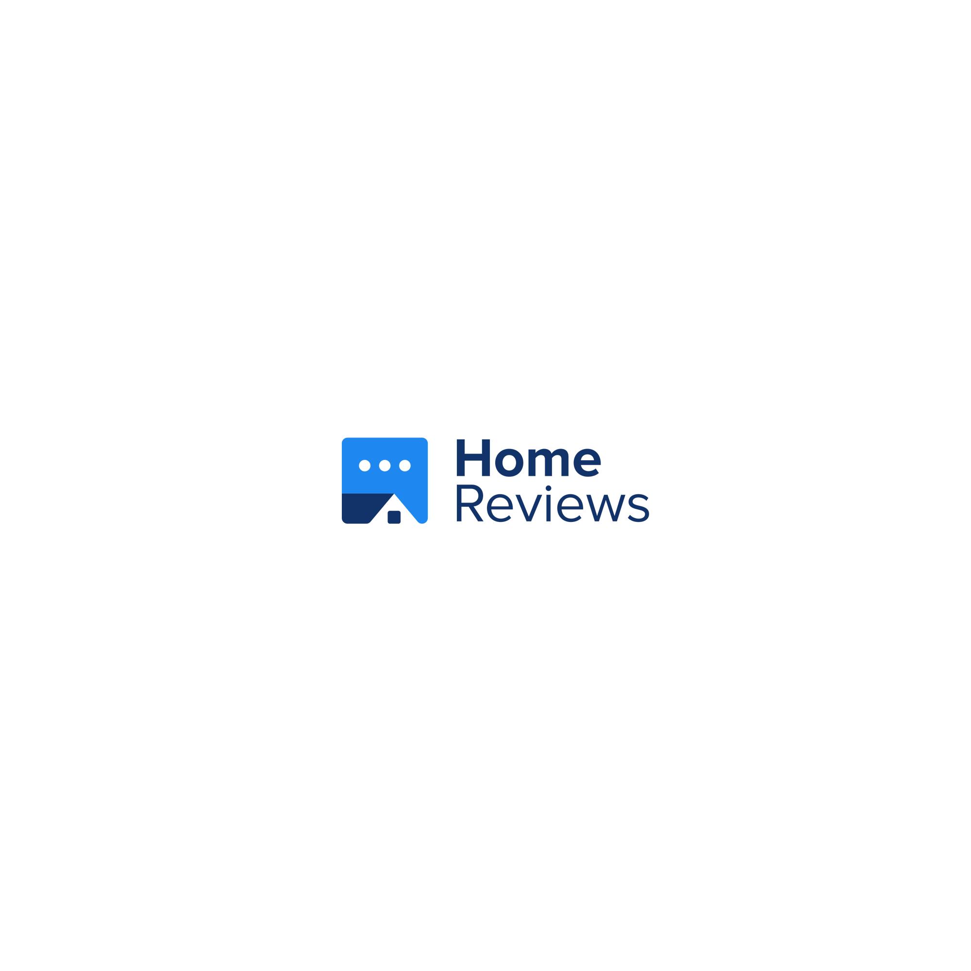 HomeReviews.com Needs a Home / Real Estate Logo