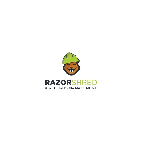 "Logo design for ""RazorShred"""
