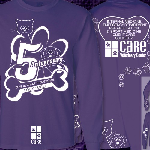 5th Anniversary T-Shirt