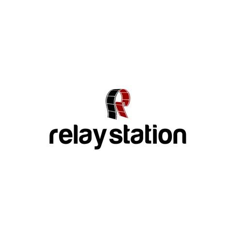 Feature film company logo design
