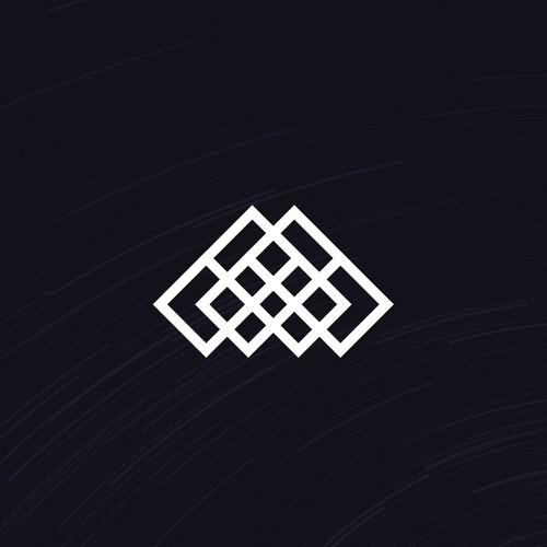 Logo for a scifi videogame