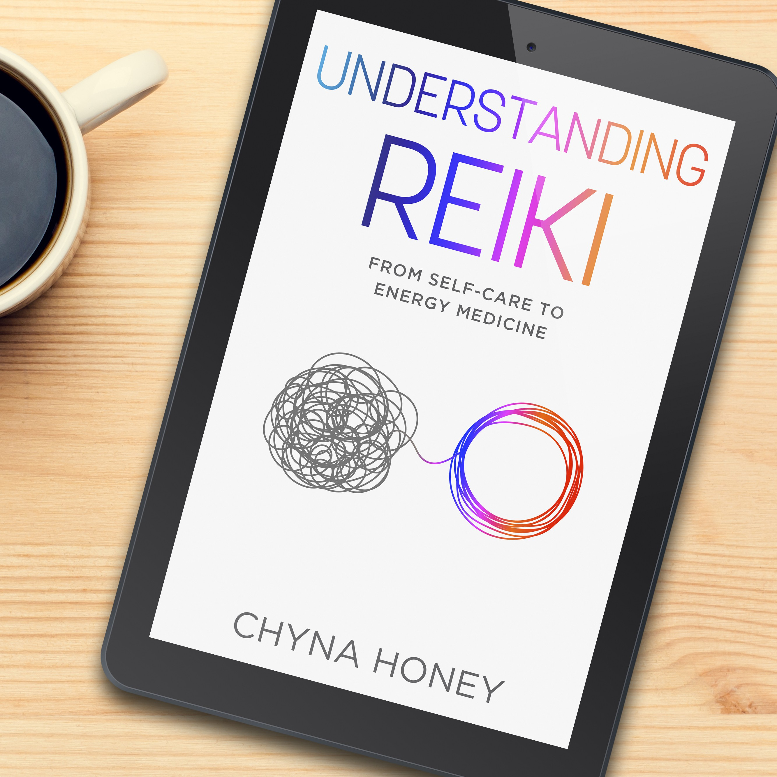 Book cover for Understanding Reiki: From Self-Care to Energy Medicine