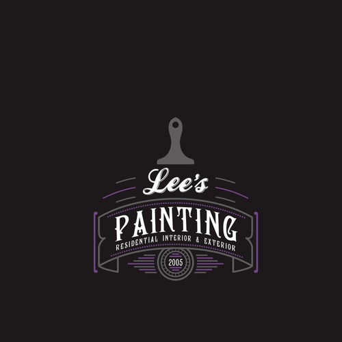 Lee's Painting logo
