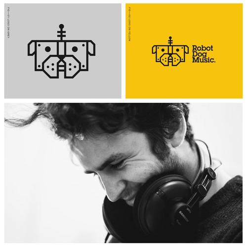 Robot Dog Music — Music Studio