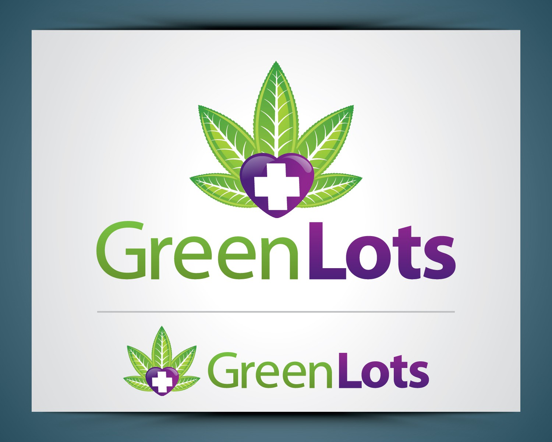 GreenLots Medical Marijuana Needs A New Logo