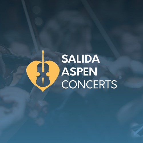 A logo for a series of summer concerts.