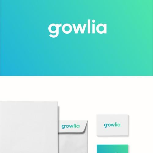 Brand identity for Growlia