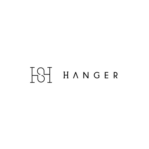 Design a unique and sophisticated logo for Hanger