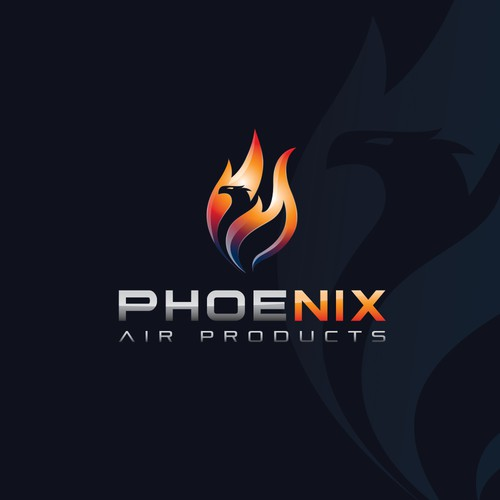 Logo Phoenix Air Products